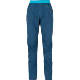 La Sportiva Roots Pantaloni Uomo blu/turchese